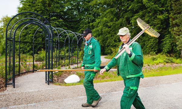 Gartenbau breuer Leistungen: Pflege und Service