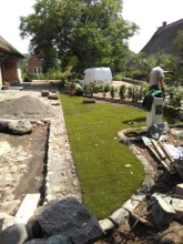 Gartenbarbeit Bauerngarten bei Schwerin gartenbau breuer