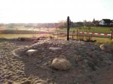 Wasserpumpe Spielplatz Wittenförden